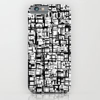 Abstract Mosaic  iPhone 6 Slim Case