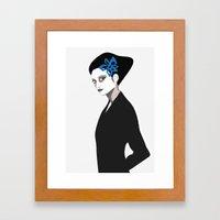 I Got So Much To Show Yo… Framed Art Print