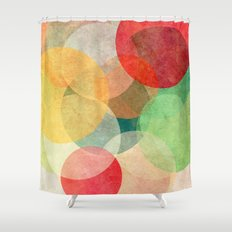 The Round Ones Shower Curtain