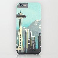 Seattle Space Needle iPhone 6 Slim Case