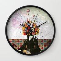 Madame Noon Wall Clock