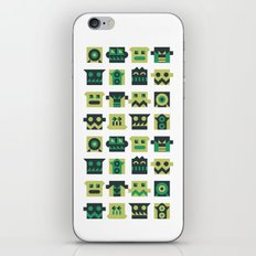 Metal Mugshots iPhone & iPod Skin