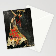 Dance. Illustration series. Stationery Cards