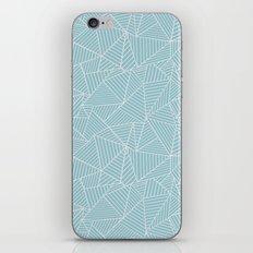 Ab Lines Salt Water iPhone & iPod Skin