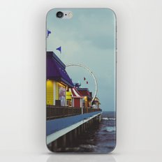 The Pier iPhone & iPod Skin