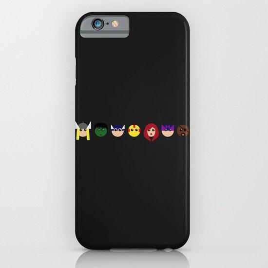 The revenge iPhone & iPod Case
