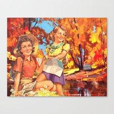 NAV 13 Canvas Print