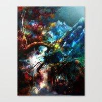 Orontes Canvas Print