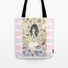 Sugaria Tote Bag