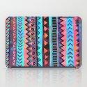 PATTERN {Tribal Stripe- Aqua} iPad Case