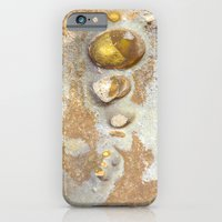 iPhone & iPod Case featuring Natures Rock Art 2 by CrismanArt