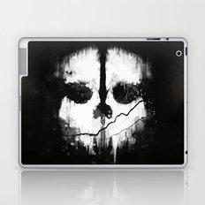 Call of Duti Skull Ink Laptop & iPad Skin