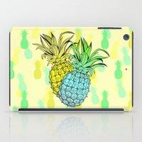 Pineapples iPad Case