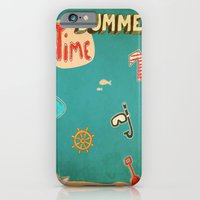 SUMMER TIME iPhone 6 Slim Case
