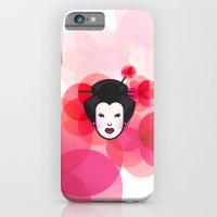 Geisha Icon iPhone 6 Slim Case