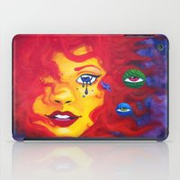 La Madre Sol iPad Case