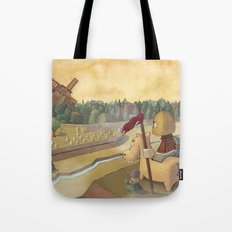 don chisciotte Tote Bag