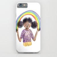 Alexis's Rainbow iPhone 6 Slim Case