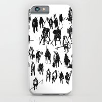 Little Warriors iPhone 6 Slim Case