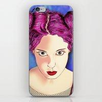 Lolla iPhone & iPod Skin