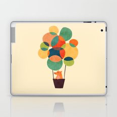 Whimsical Hot Air Balloon Laptop & iPad Skin