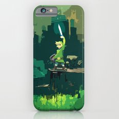 Legend Of Zelda Link Painting Art iPhone 6 Slim Case