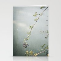 Wild Berries Stationery Cards