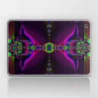 Abstract Fractal Fantasy 2 Laptop & iPad Skin