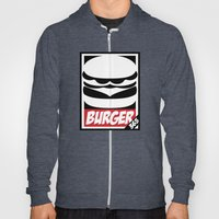 Obey Burger Hoody