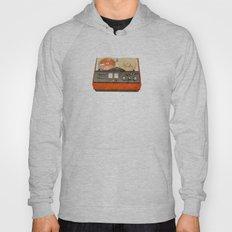 Reel-to-reel audio tape recorder Hoody