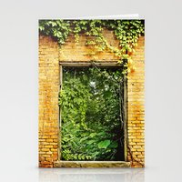 Nature Reclaims Stationery Cards