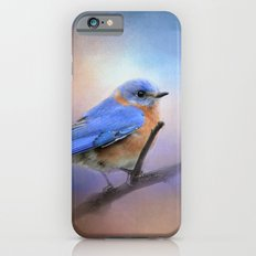 The Happiest Blue - Bluebird iPhone 6 Slim Case