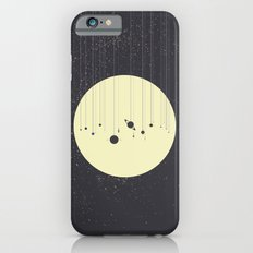 Solar System (you are here) Strings iPhone 6 Slim Case