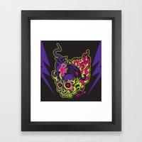Skull 1.0 Framed Art Print