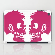 Zombie Head iPad Case