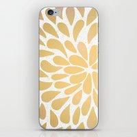 Petal Burst #6 iPhone & iPod Skin