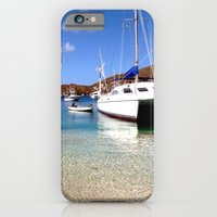 tranquil mooring iPhone 6 Slim Case
