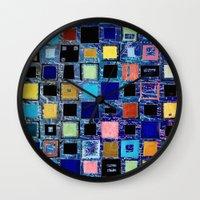 Living In A Box (global)… Wall Clock