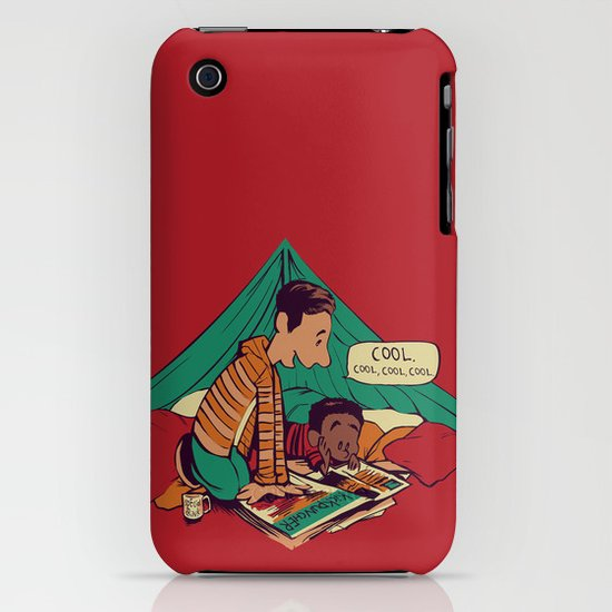 Troy & Abed's Dope Adventures iPhone & iPod Case