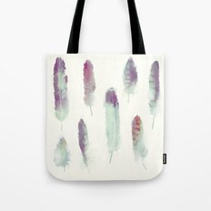 Feathers // Birds Of Pre… Tote Bag