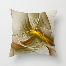 Abstract With Colors Of … Throw Pillow