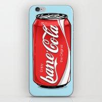 Bane Cola iPhone & iPod Skin