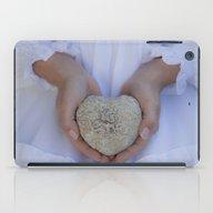 Heart Of Stone iPad Case