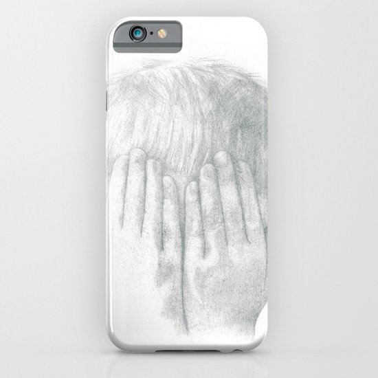 You Can't See Me iPhone & iPod Case
