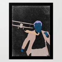 North By Northwest Art Print