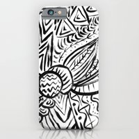iPhone & iPod Case featuring Chaos by aertstoon