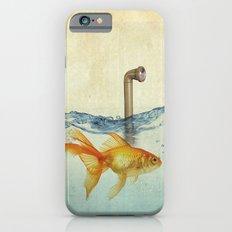 periscope goldfish iPhone 6s Slim Case