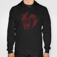 The Fox's Sin of Greed Hoody