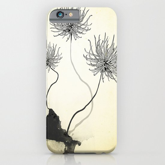 Thistles iPhone & iPod Case