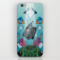 Meet Raveland 04 iPhone & iPod Skin